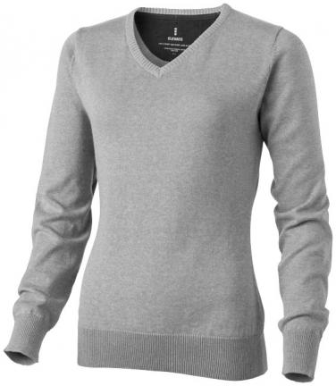 Damski pulower Spruce z dekoltem w serek