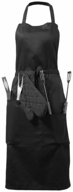 Fartuch z narzędziami do grilla Bear BBQ