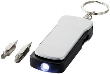 Brelok multinarzędzie z latarką Maxx 6 funkcji