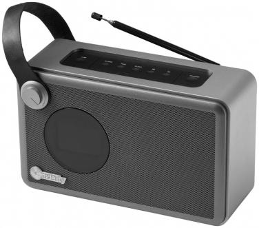 Radio z budzikiem Whirl