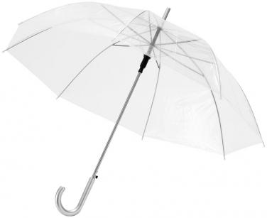 Przejrzysty parasol automatyczny 23''