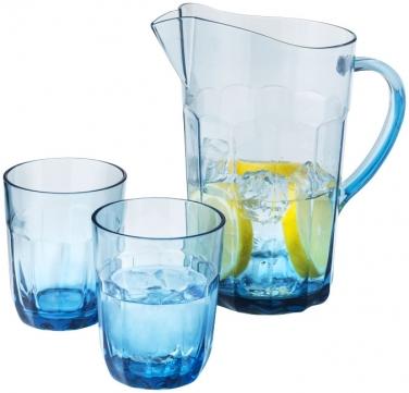 Dzbanek i 2 szklanki