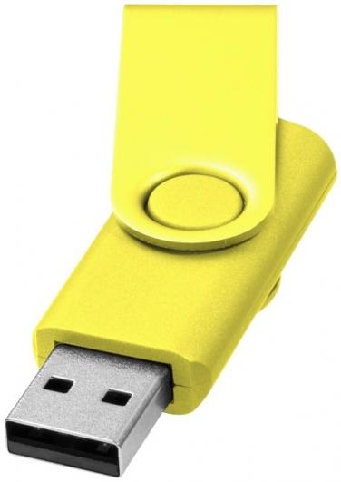 Pamięć USB Rotate Metallic 4GB