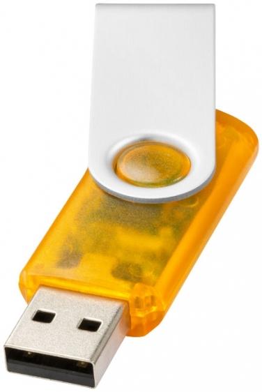 Pamięć USB Rotate transculent 2GB