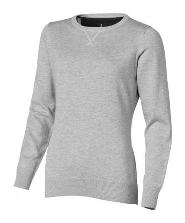Damski pulower z półokrągłym dekoltem Fernie