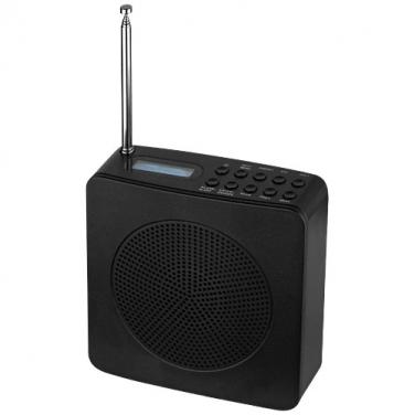 Radio z funkcją budzika DAB