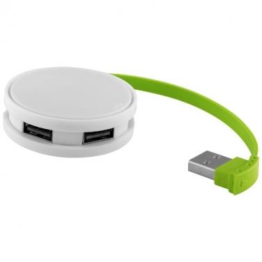 Okrągły hub USB