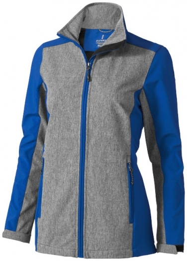 Vesper SS Jacket Lds, Blue, L