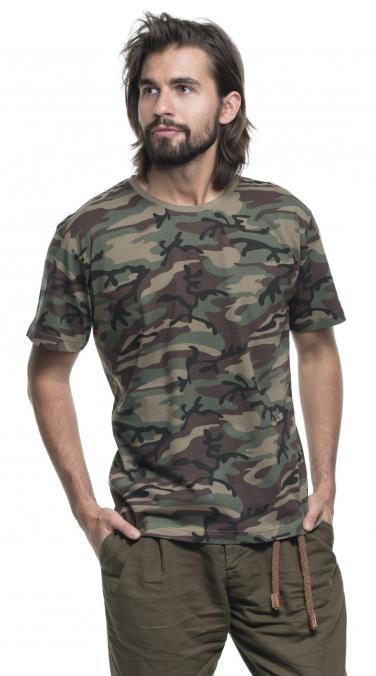 T-shirt Camo