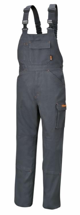 Spodnie robocze na szelkach BETA