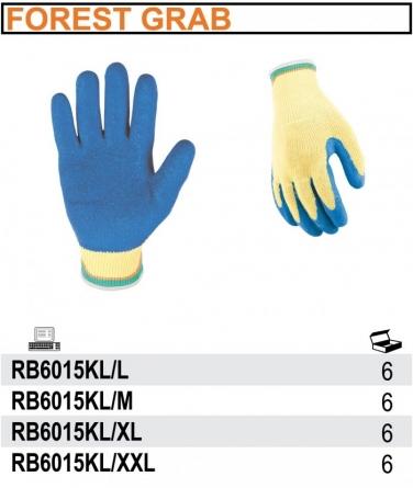 Rękawice robocze z włókna kevlarowego