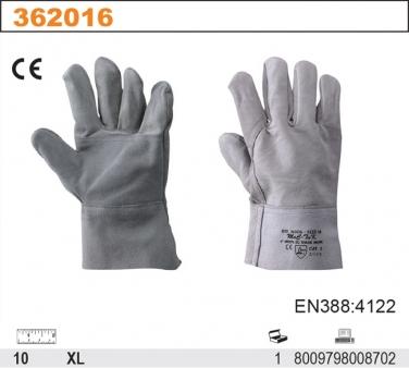 Rękawice robocze z dwoiny bydlęcej 9TH