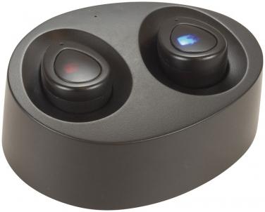Bezprzewodowe słuchawki douszne z obudową Power Case