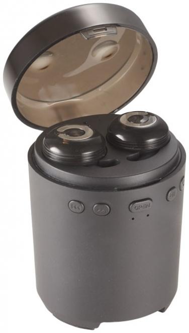 Bezprzewodowy głośnik Ifidelity oraz słuchawki TruWireless