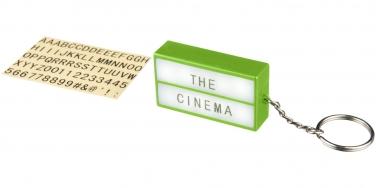 """Kieszonkowa latarka """"tablica świetlna"""" The Cinema"""