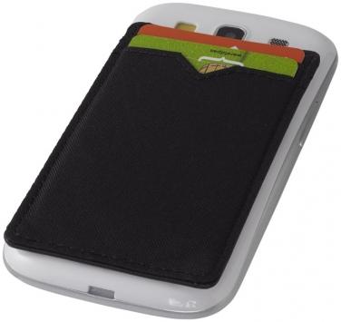 Dwukieszeniowy futerał RFID na telefon
