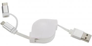 Potrójny kabel do ładowania 3-w-1