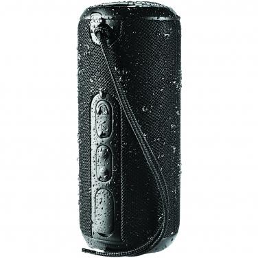 Wodoodporny pokryty tkaniną głośnik Rugged z Bluetooth®