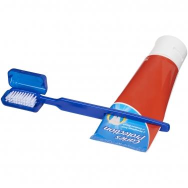 Szczoteczka do zębów Dana z wyciskaczem do pasty