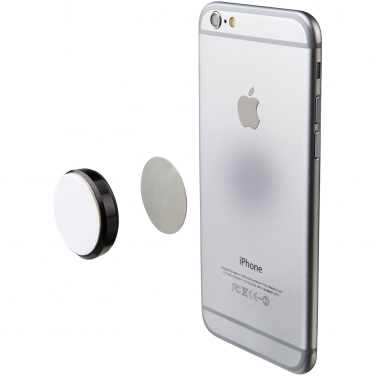 Podkładka klejąca z magnesem do telefonu