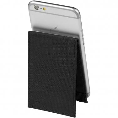 Portfel na telefon Priemium RFID ze stojakiem