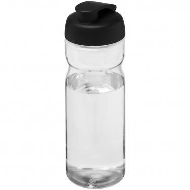 Bidon H2O Base® o pojemności 650 ml z wieczkiem zaciskowym