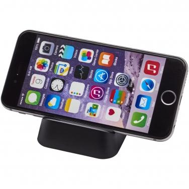 Uchwyt na telefon komórkowy Crib wykonany z tworzywa sztucznego