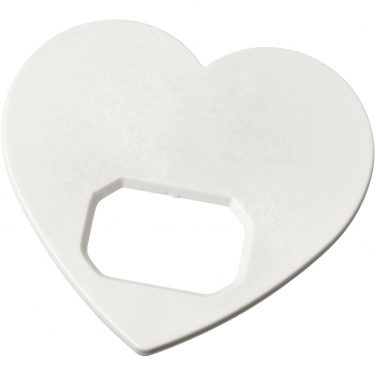 Otwieracz do butelek Amour w kształcie serca