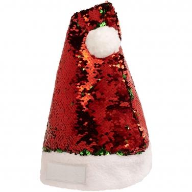 Czapka świąteczna Sequins