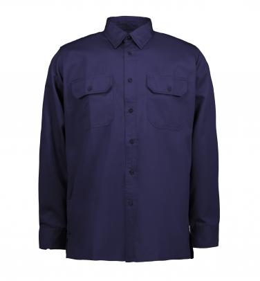 Koszula robocza | poliester / bawełna