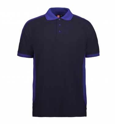 Koszulka polo PROwear kontrast