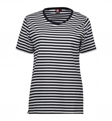 Damski T-shirt PRO wear | paski