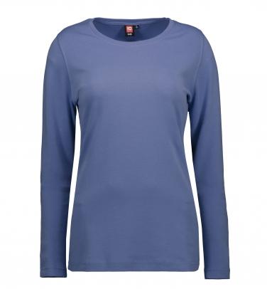 T-shirt Interlock   długi rękaw - Damski