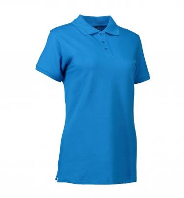 Damska koszulka polo   Stretch