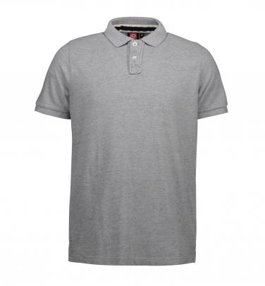 Męska koszulka polo casual pique