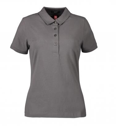 Damska koszulka polo biznes | Stretch