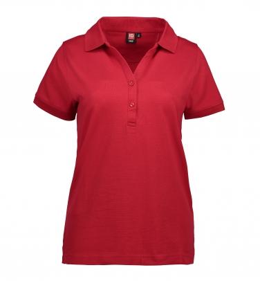 Damska koszulka polo piqué