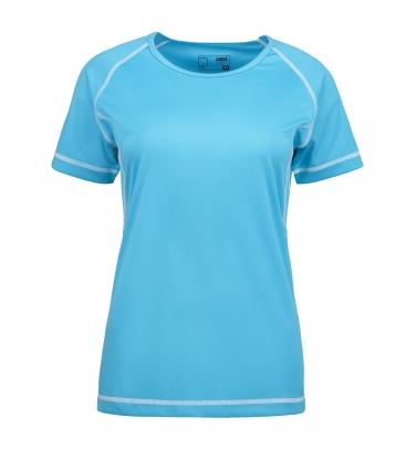 T-shirt GAME Active | flatlock - Damski