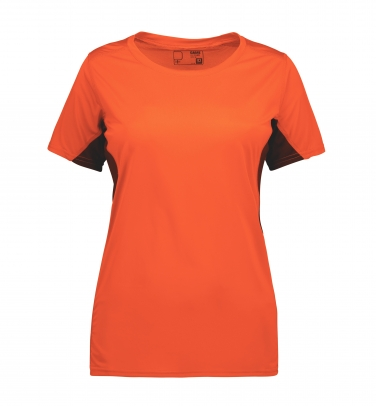 T-shirt GAME Active| mesh - Damski