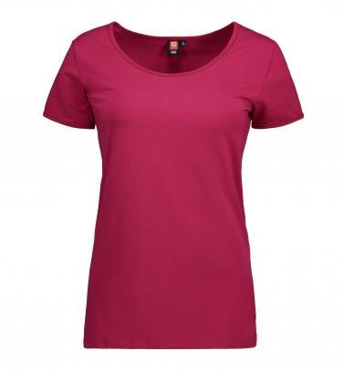 T-shirt Stretch - Damski