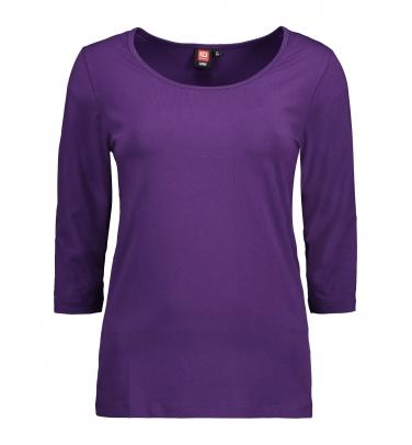 T-shirt Stretch | rękaw 3/4 - Damski