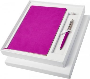 Długopis z notatnikiem A5 - Parker